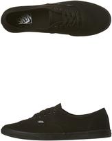 Vans Womens Authentic Lo Pro Shoe Black