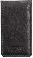 Tumi 'Chambers' Leather Magnetic Money Clip