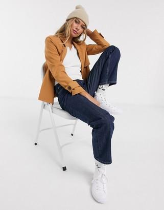 Pimkie lightweight jacket in tan
