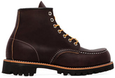 "Red Wing Shoes Classic Lifestyle 6"" Classic Moc Lug"