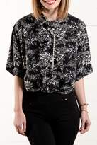 Go Fish Clothing Printed Button Down
