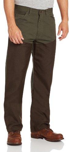 Wrangler Men's Big Pro Gear Ripstop Upland Jean