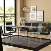 Bronx Hamner Extendable Dining Table Ivy