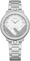 Fendi Runway Diamond Bracelet Watch, 36mm