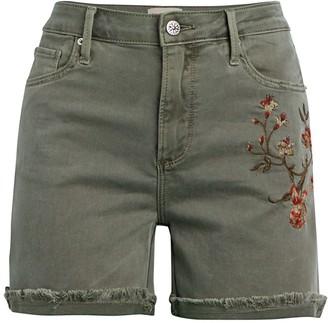 Driftwood Lulu Cuffed Shorts