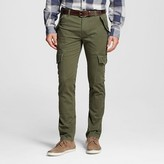 Mossimo Men's Cargo Pants Olive