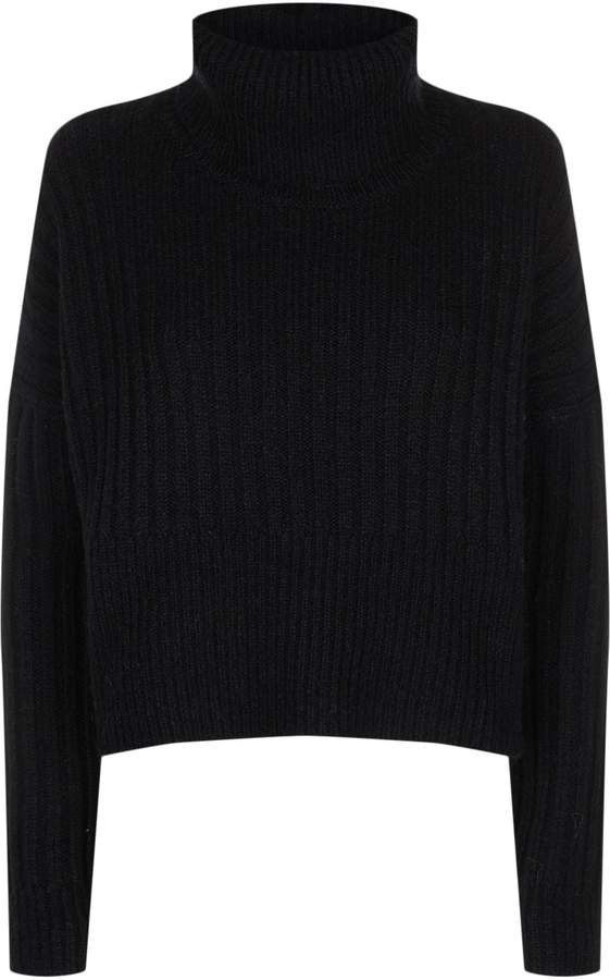 AllSaints Pico Roll Neck Sweater