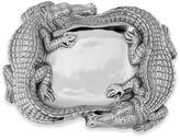 Arthur Court Alligator Catchall Tray