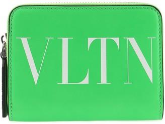 Valentino VLTN Neon Strap Wallet