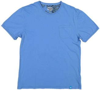 Panareha Margarita Pocket T-Shirt - Blue