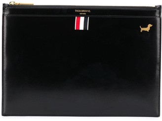 Thom Browne Hector Icon Stud Tablet Holder