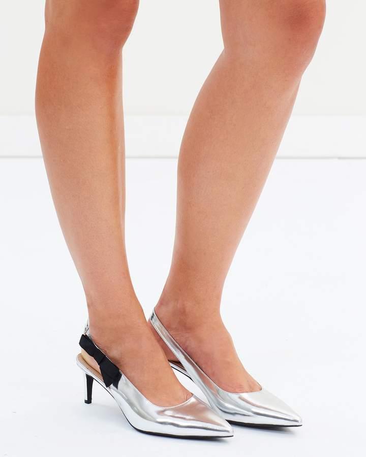 ICONIC EXCLUSIVE - Odette Kitten Heels
