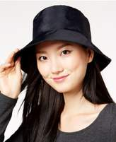 Nine West Reversible Bucket Rain Hat