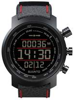 Suunto Men's Elementum SS019171000 Leather Quartz Watch