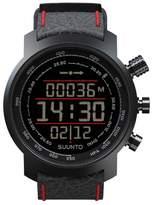 Suunto Men's Elementum SS019171000 Leather Quartz Watch