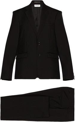 Saint Laurent Classic Suit in Black | FWRD