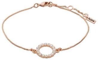 Pilgrim Bracelet : Malin : Rose Gold Plated : Crystal