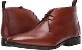 Clarks Gilman Mid (Dark Tan Leather) Men's Lace up casual Shoes