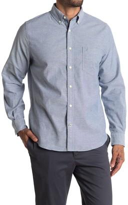 Nautica Solid Oxford Shirt