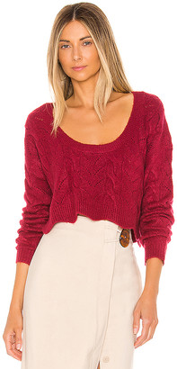 Lovers + Friends Andy Sweater