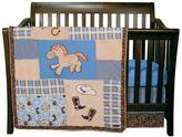 Trend Lab Cowboy Baby 3-pc. Crib Bedding Set