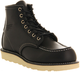 Red Wing Shoes 6 Inch Moc Toe Boots