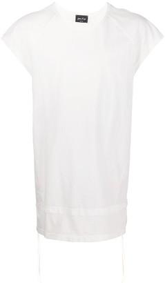 Andrea Ya'aqov layered cotton T-shirt