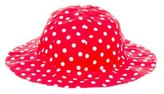 Rachel Riley Girls' Polka Dot Bucket Hat