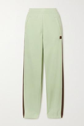 Acne Studios Jersey Track Pants - Mint