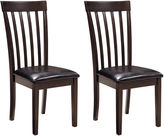 Signature Design by Ashley Hammis Set of 2 Side Chairs