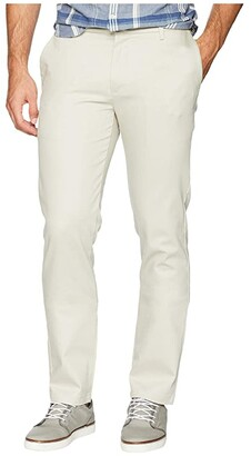 Dockers Slim Tapered Signature Khaki Lux Cotton Stretch Pants - Creaseless (Magnet) Men's Casual Pants