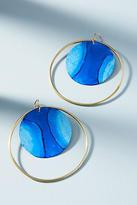 Sibilia Movement Orbital Hoop Earrings