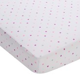 BreathableBaby Wick-Dry Fitted Crib Sheet