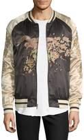 Standard Issue Men's Satin Bomber Jacket