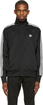 adidas Black Firebird Track Jacket