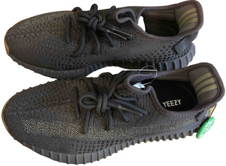 Yeezy Boost 350 V2 Black Rubber Trainers