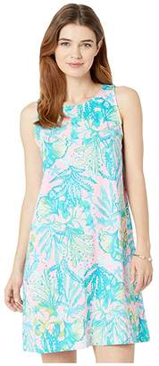 Lilly Pulitzer Kristen Dress (Mandevilla Baby Hip Nautic) Women's Clothing