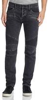 Hudson Blinder Biker Super Slim Fit Jeans in Rogue Cadet