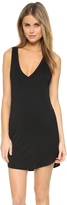 Riller & Fount Suzanne V Neck Tank Dress