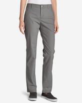 Eddie Bauer Women's Adventurer® Stretch Ripstop Pants - Slightly Curvy