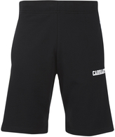 Carhartt Men's College Sweat Shorts Black/White