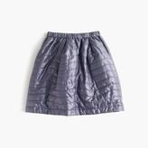 J.Crew Girls' puffer skirt
