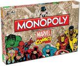 Board Games Marvel Retro Monopoly