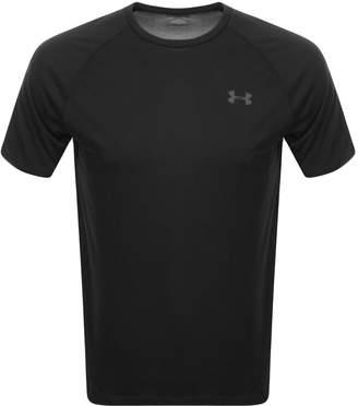 Under Armour Tech 2.0 T Shirt Black