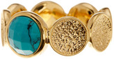 Melinda Maria Susan Turquoise Pod Ring - Size 8