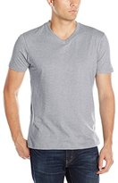 Beverly Hills Polo Club Men's Heather V-Neck Tee