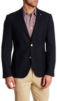 Gant The Club Tailored Fit Wool Blazer