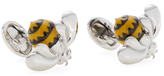 Jan Leslie Bumble Bee Cufflinks