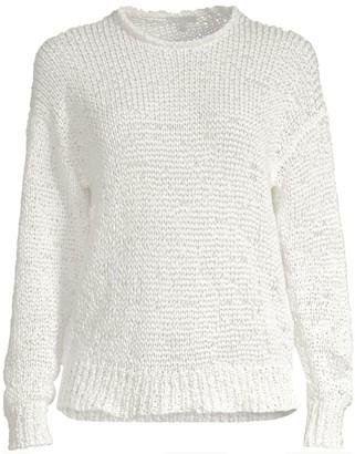 Joie Burney Open Knit Sweater