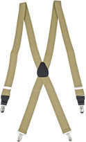 Asstd National Brand Status Drop Clip Belt Suspenders - Big & Tall